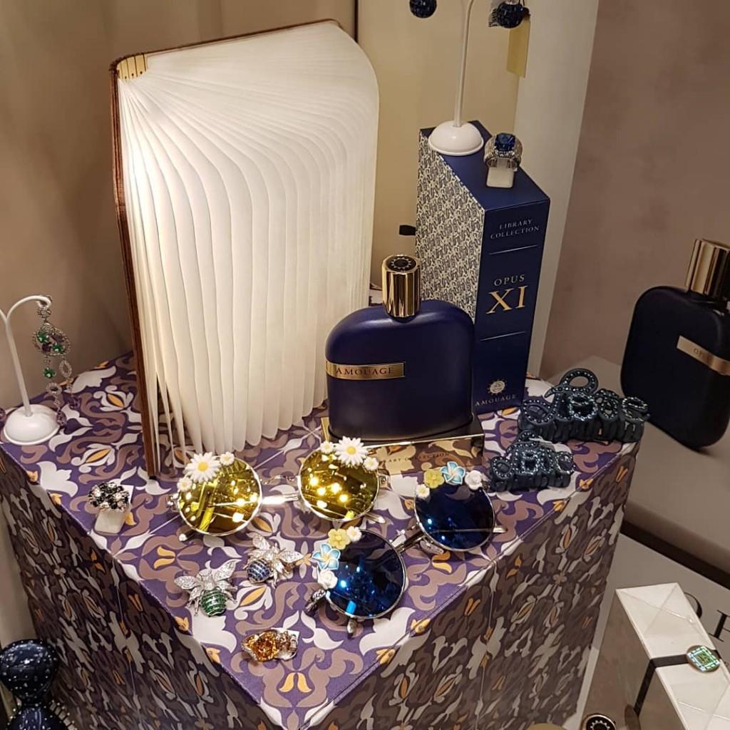 Gioielleria di lusso e accessori da Profumerie Castelli Roma