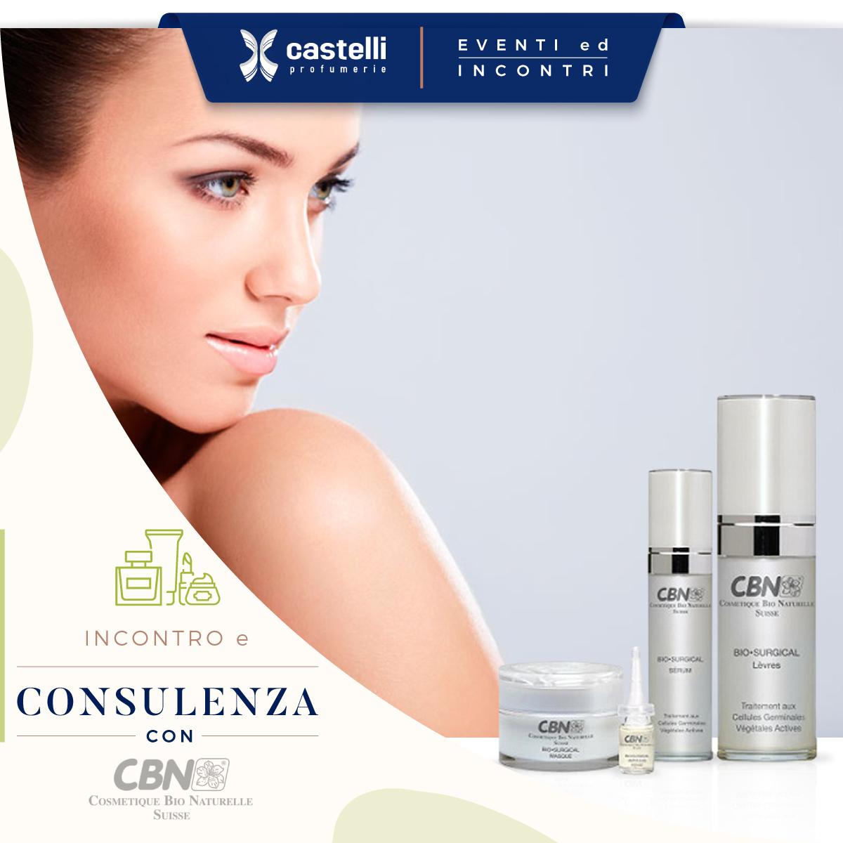 Prenota la tua consulenza gratuita con i prodotti del marchio CBN