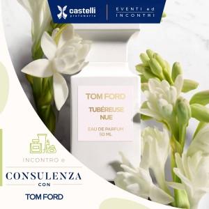 Incontro e consulenza Tom Ford