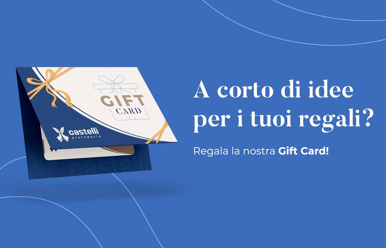 Gift card Profumerie Castelli